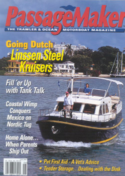 Linssen USA article Passagemaker 2001
