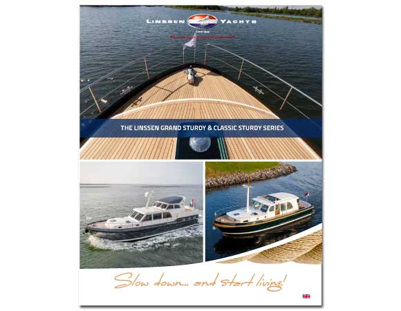 Linssen Grand Sturdy series brochure