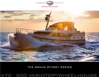 Linssen Documentation Grand Sturdy series