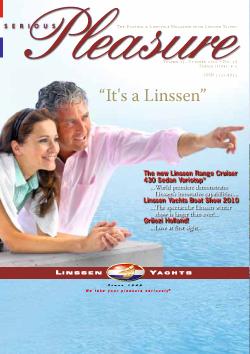 Linssen Magazine nr 39