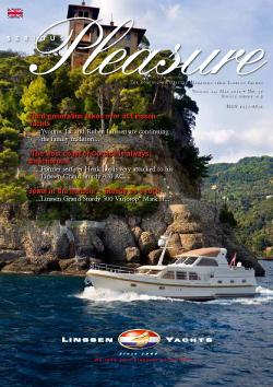 Linssen Magazine nr 37