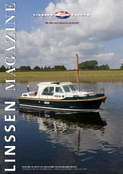 Linssen Magazine nr 40