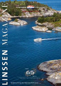 Linssen Magazine nr 43