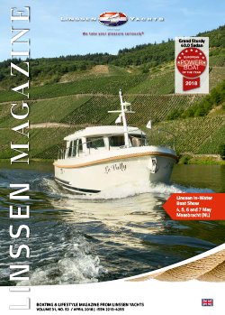 Linssen Magazine no 52