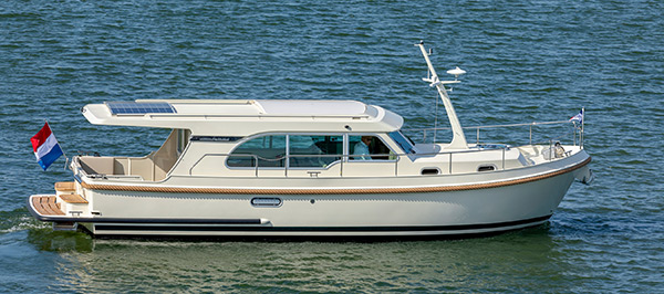 Linssen Grand Sturdy 35.0 AC INTERO