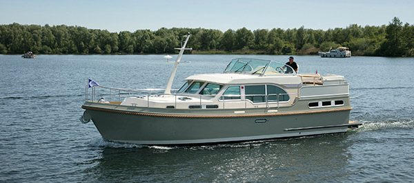 Linssen Grand Sturdy 40.0 AC INTERO