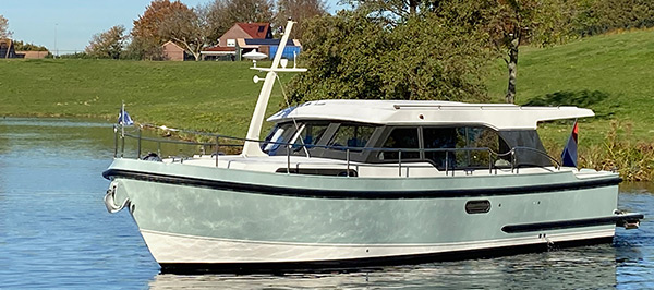 Linssen Grand Sturdy 30.0 Sedan INTERO