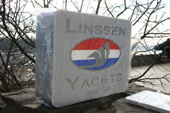 Linssen Yachts in Ukraine