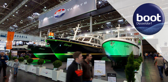 Linssen at BOOT Dusseldorf 2016