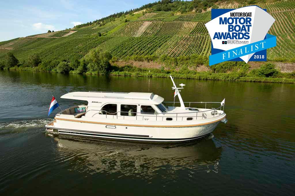 Motorboat Award 2018 for Linssen Grand Sturdy 35.0 Sedan