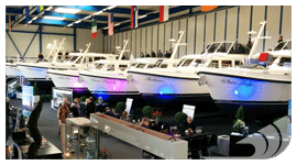 Linssen Yachts Boat Show 2017