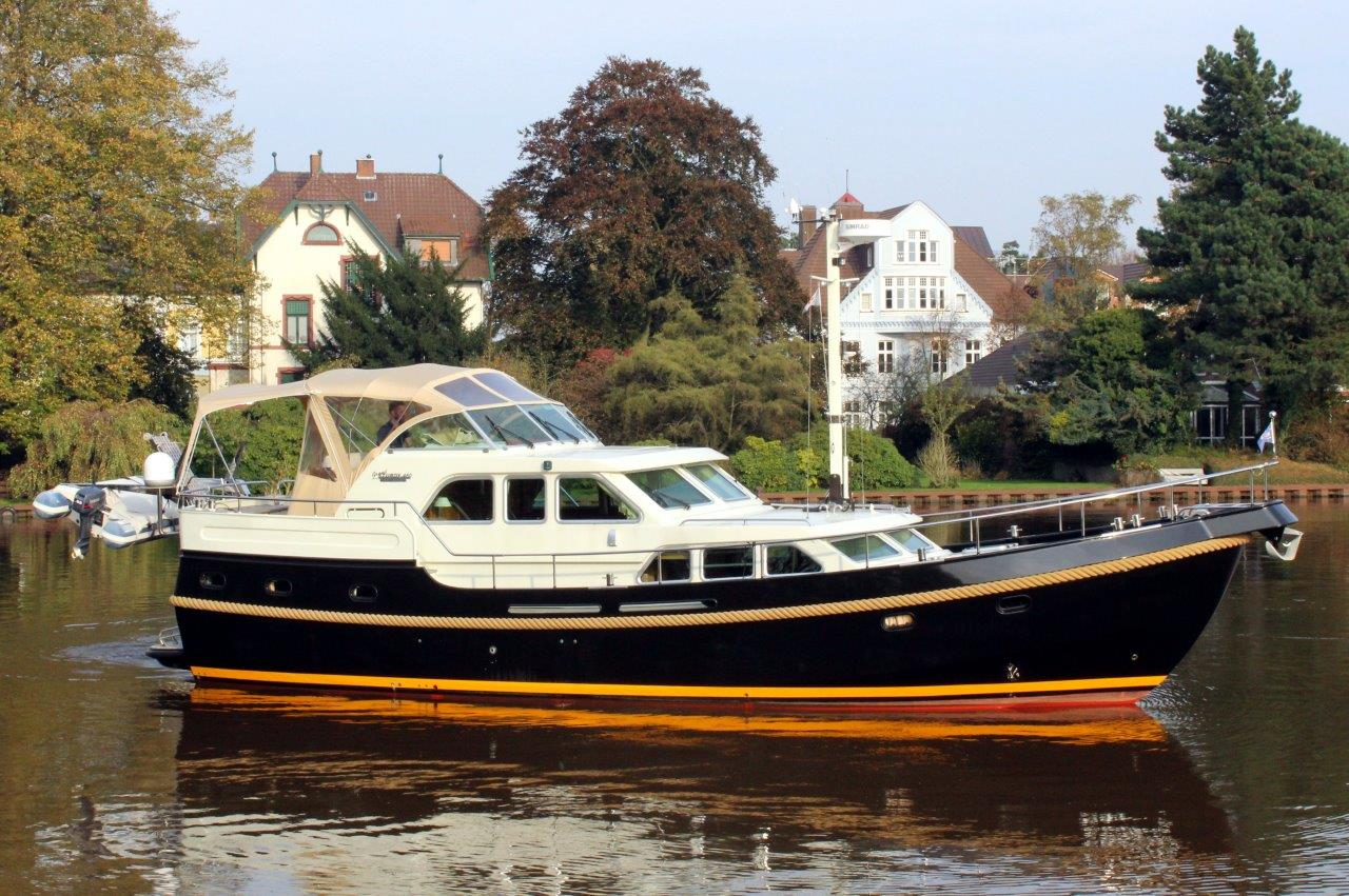 pre owned Linssen Grand Sturdy 410 AC