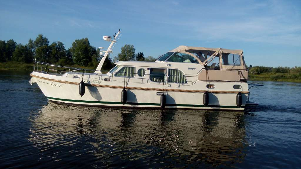 pre owned Linssen Grand Sturdy 43.9 AC