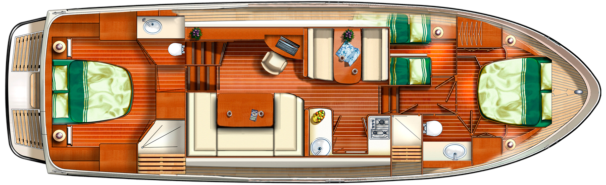linssen grand sturdy 45.9 AC layout