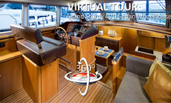 Linssen Yachts virtual tours