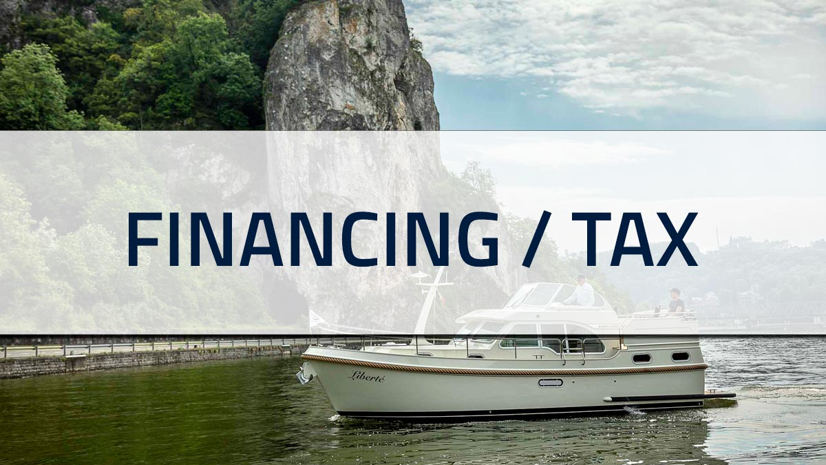 Financing and Tax questions