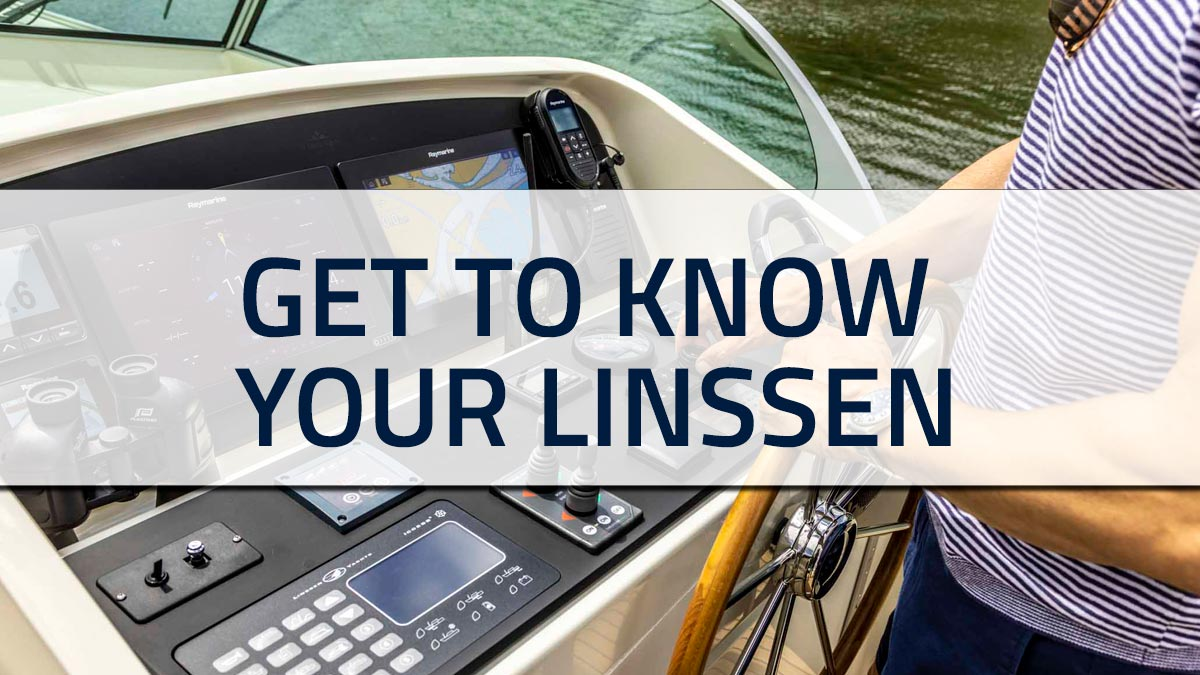 You get to know your yacht better. We teach you everything  you need to know about using the yacht.