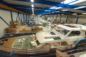 Linssen Yachts product development
