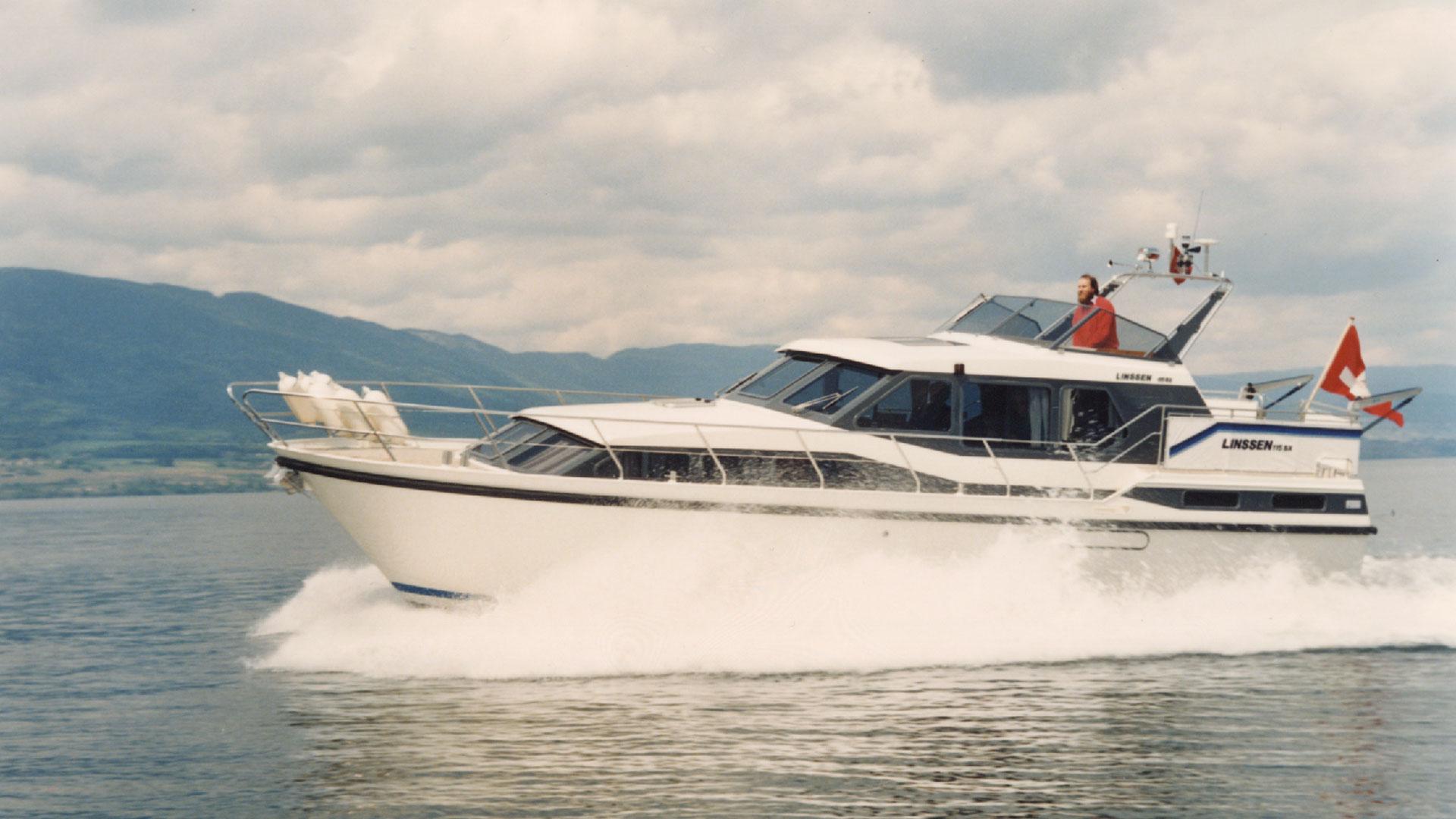 Linssen 115 SX