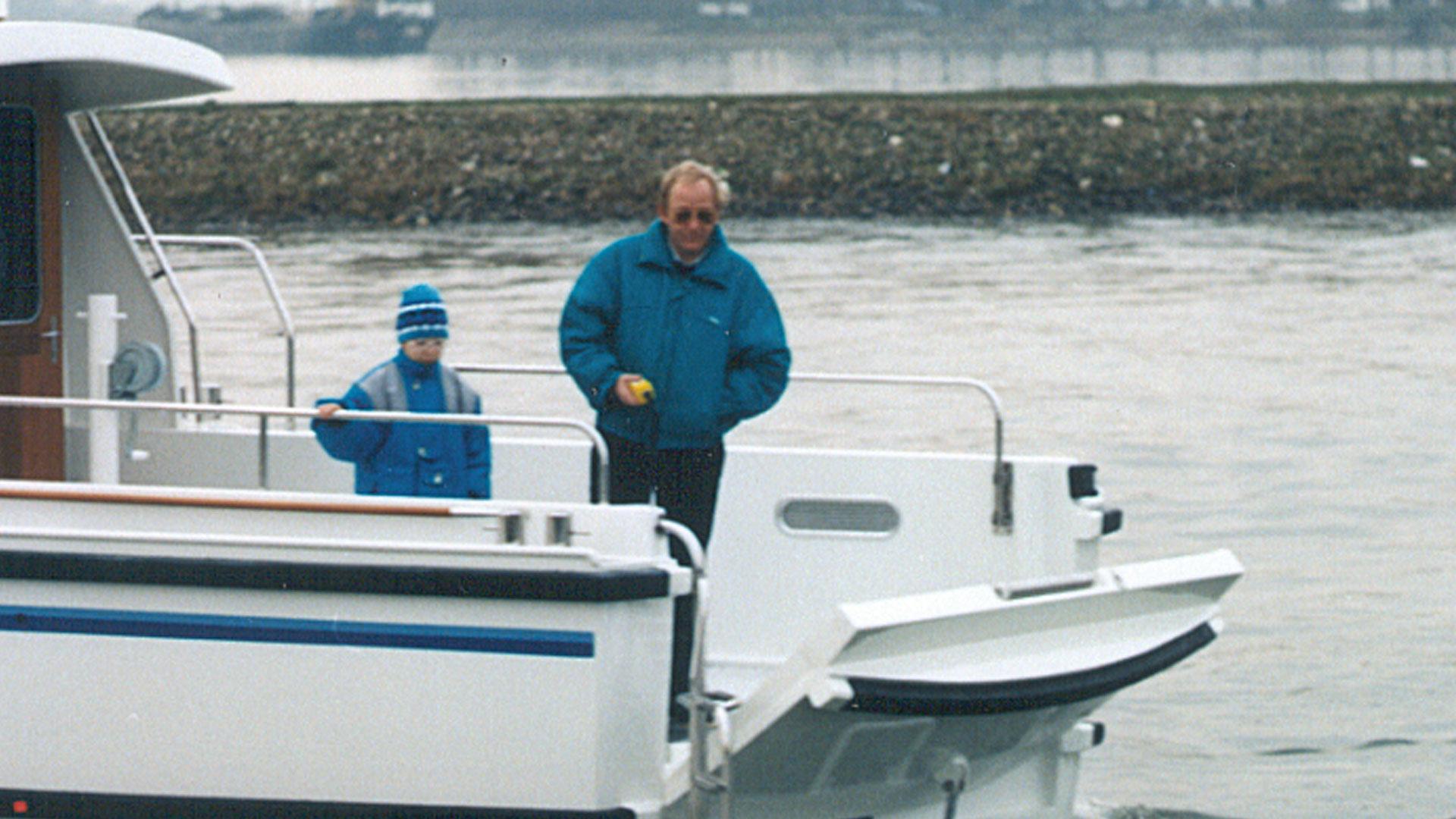 Linssen 402 SX Patrol