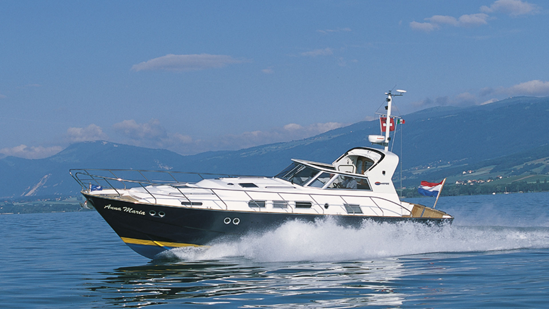 Linssen grp DS45 Sedan Variotop®