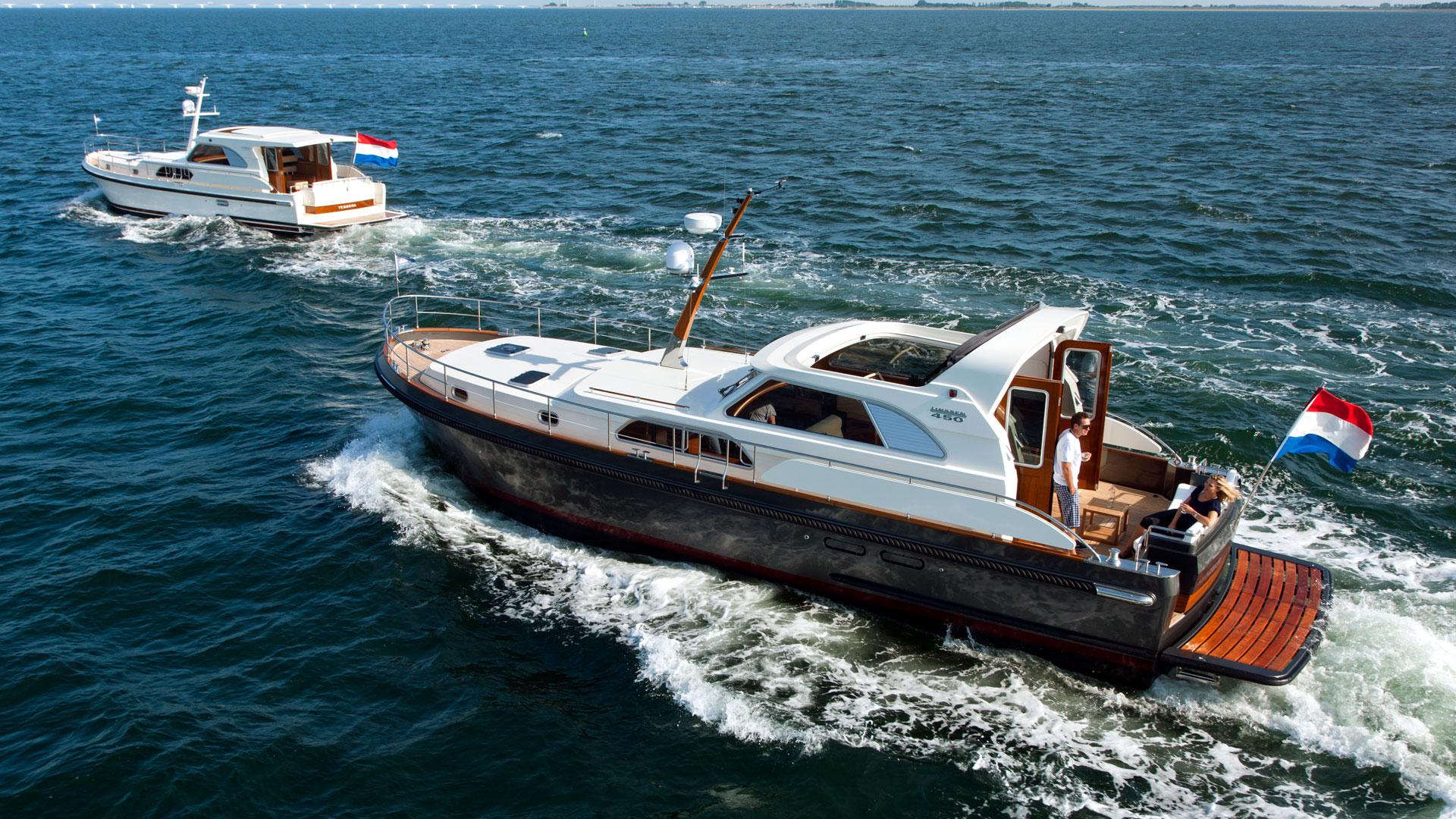 Linssen Range Cruiser 450