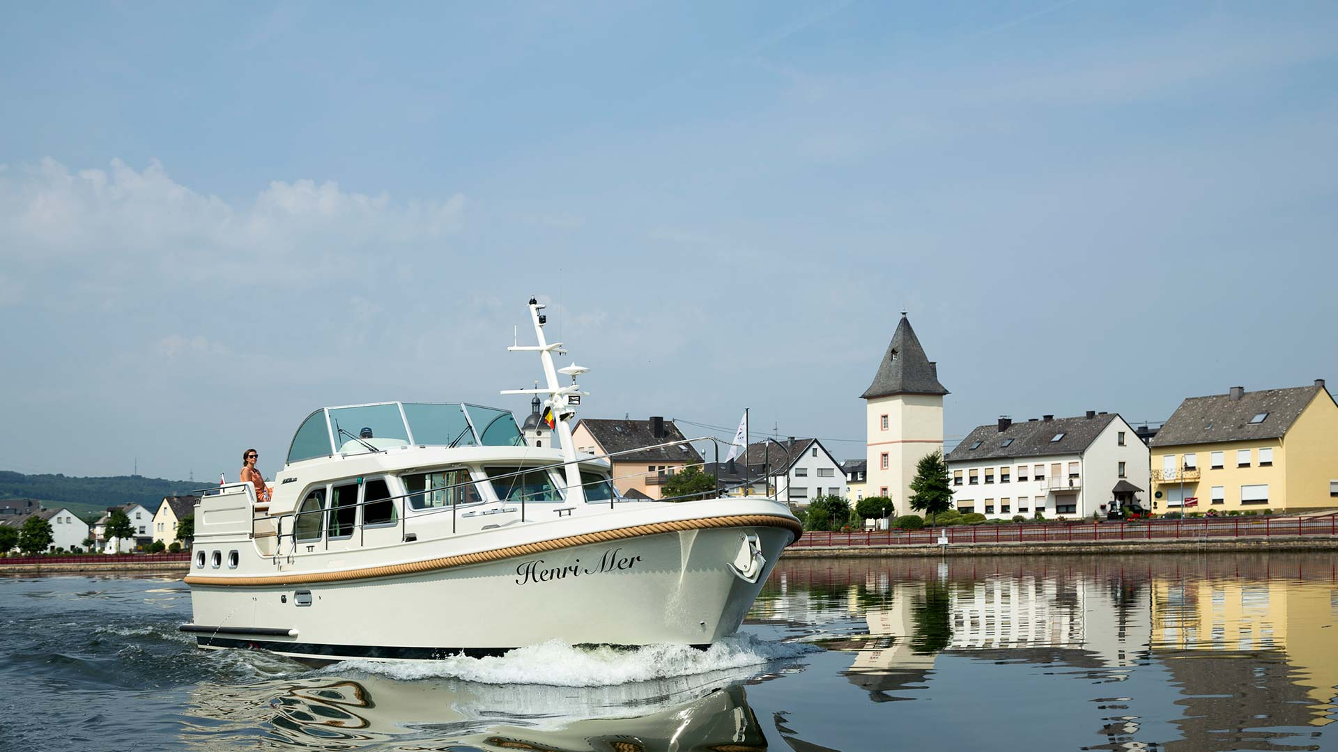 Linssen Grand Sturdy 40.0 AC