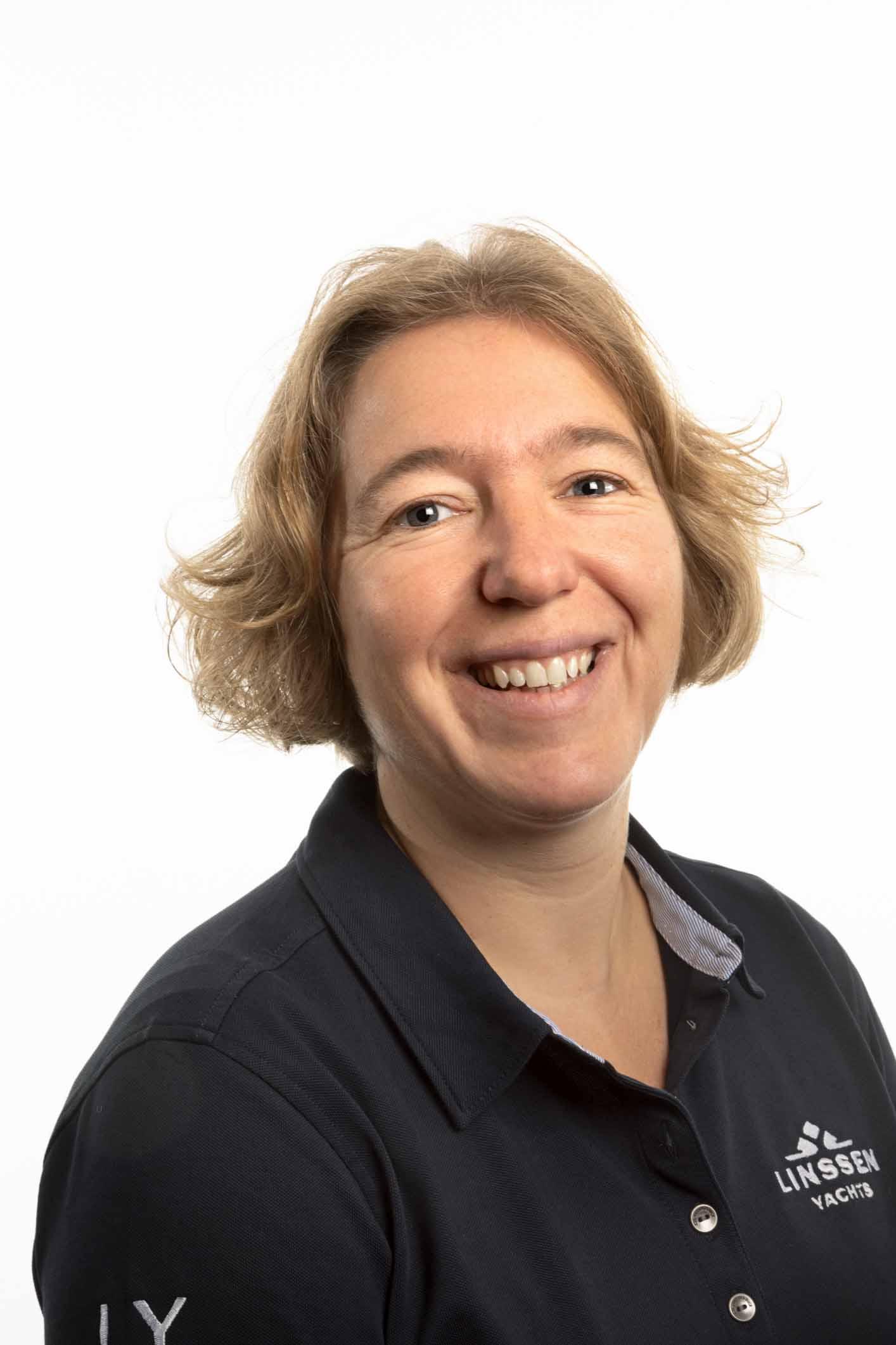 Linssen Salesteam Yvonne Linssen