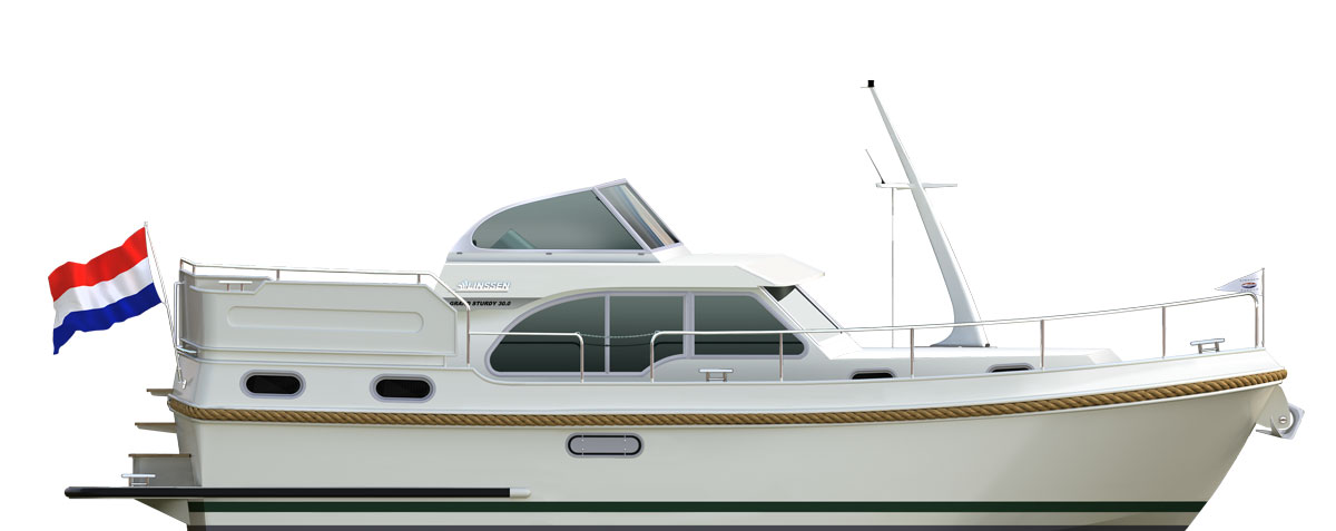 Linssen Grand Sturdy 30.0 AC