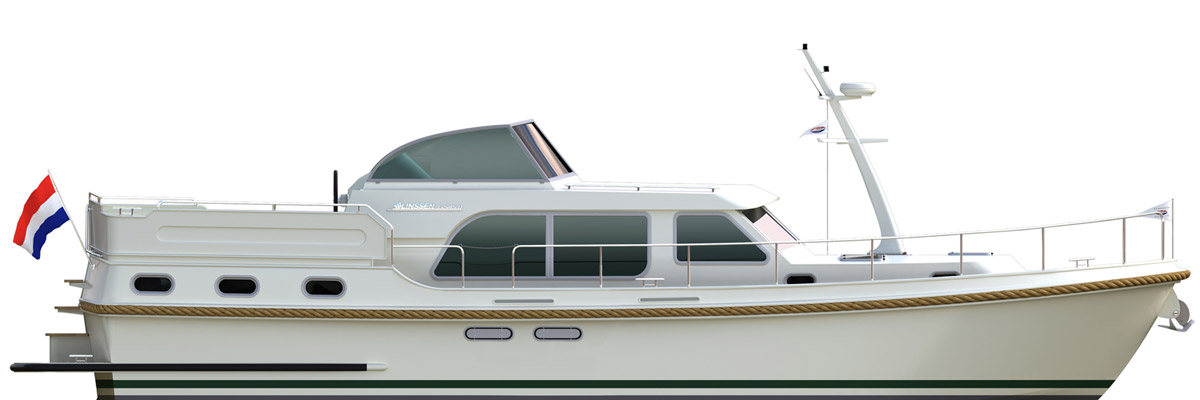 Linssen Grand Sturdy 45.0 AC